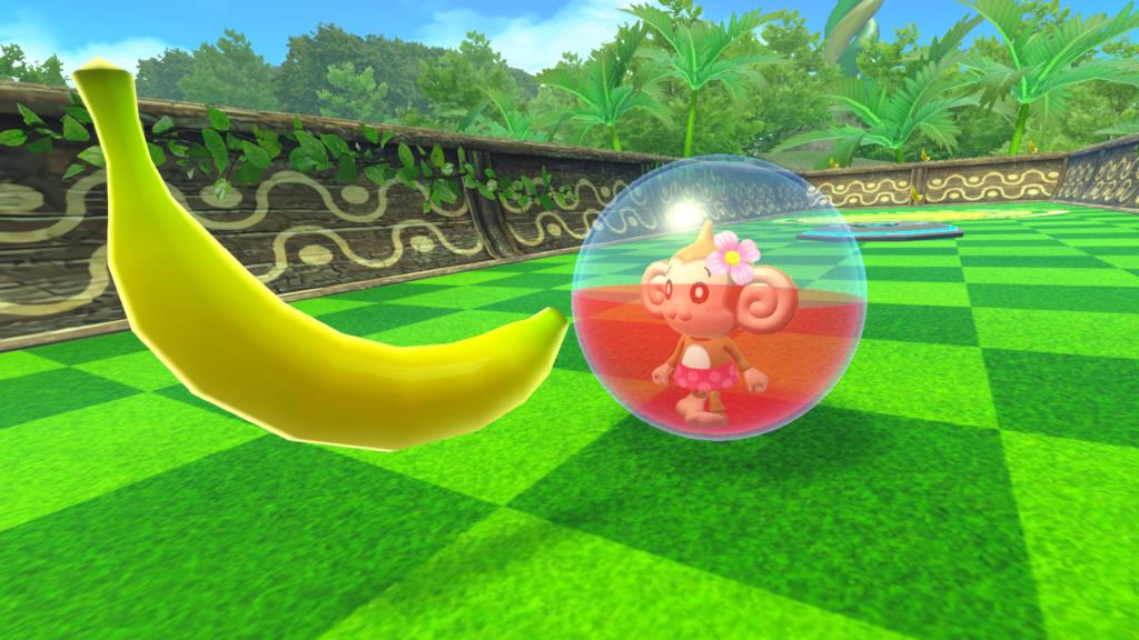 Super Monkey Ball Banana Review Screenshot