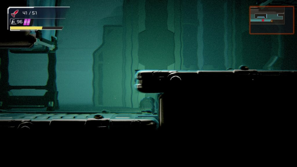 Emmi Metroid Dread Switch OLED Screenshot