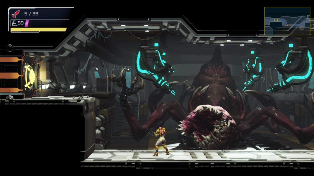 Metroid Dread Review Hintergrund