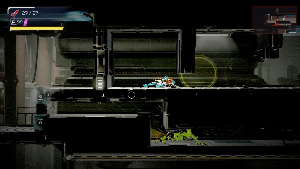 Emmi Screenshot Metroid Dread